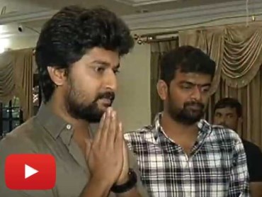 hero nani new movie started