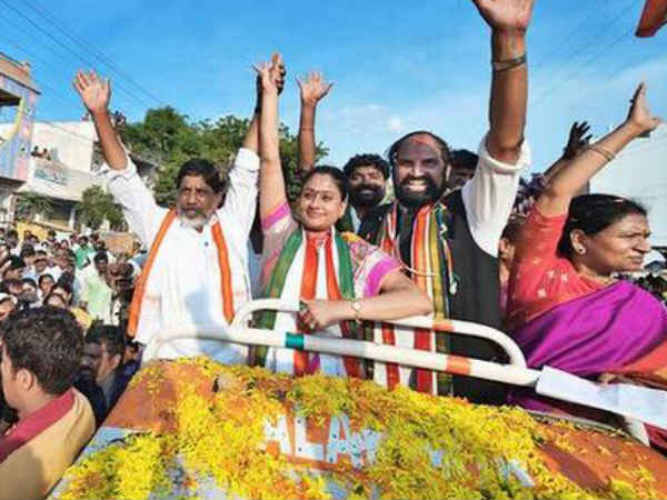 Telangana Elections 2018 Congress Party Released Star Campaigners List