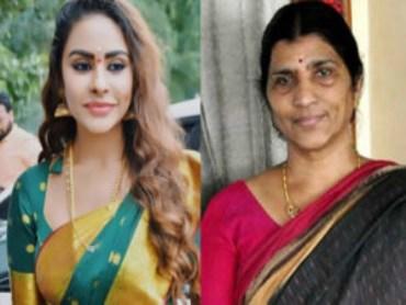 Shocking-Sri-reddy-in-lakshmis-veeragrandham-as-lakshmiparvathi , newsxpress.online