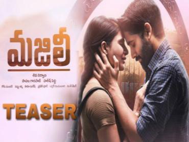 nagachaitanya and samantha new movie majili teaser release
